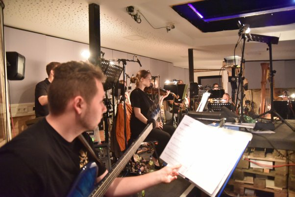 Live-Orchester