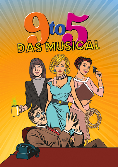 9 to 5 Musical 2018